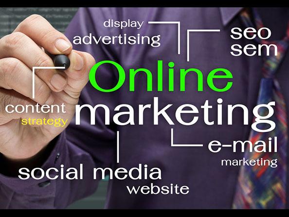 網路行銷與實體店面