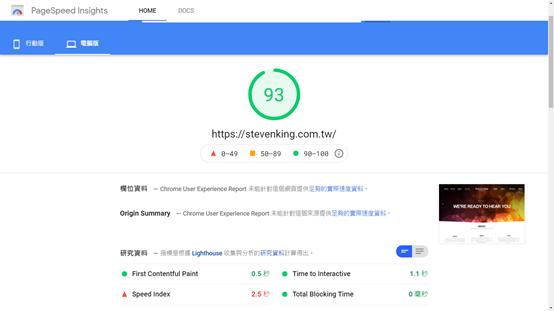 seo架構的網站